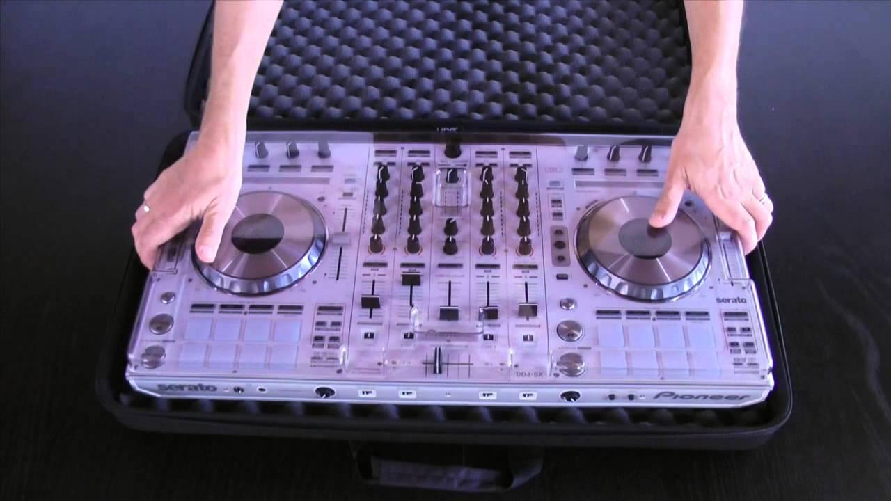 Decksaver Make Noise Skiff Eurorack Case Cover Fits Powered & Non ...