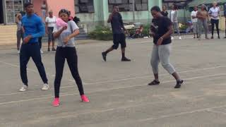 FINAL YEAR VLOG #1: COVENANT UNIVERSITY FITFEST(SERIOUS SHAKU SHAKU WAVE)