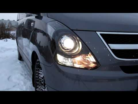 LED_CAR Studio Hyundai starex тюнинг фар