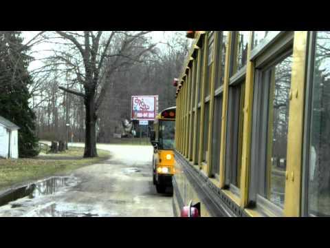 Bus 8 Arriving @ Leonidas School