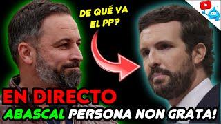 EL PP TRAICIONA A ABASCAL EN CEUTA, SUPERMAN SÁNCHEZ... DIRECTO DE LOS VIERNES 141
