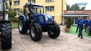 Farmtrac zaprezentował nowe modele ciągników