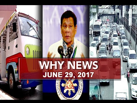 UNTV: Why News (June 29, 2017)