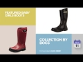Collection By Bogs Featured Baby Girls Boots