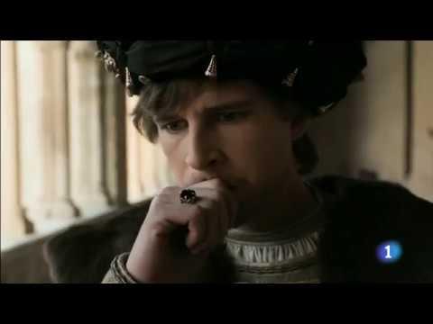 The Emperor dies - King Charles of Spain declares his will to succeed him (Carlos, rey emperador)