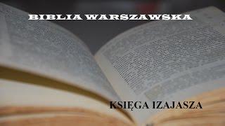 BIBLIA WARSZAWSKA ST 23 Księga Izajasza