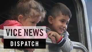Seeking Refuge in Europe: Breaking Borders (Dispatch 1)