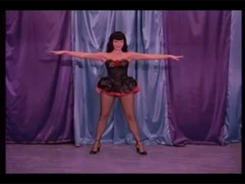 R.I.P Bettie Page (April 22, 1923-December 11, 2008)