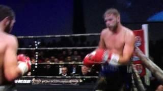 ボクシング ビリー・ジョー・サンダースVSアルツール・アカボフ