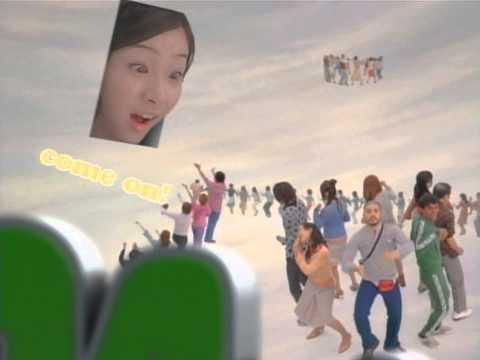 足立梨花 大集合NEO CM 720p (2008年)