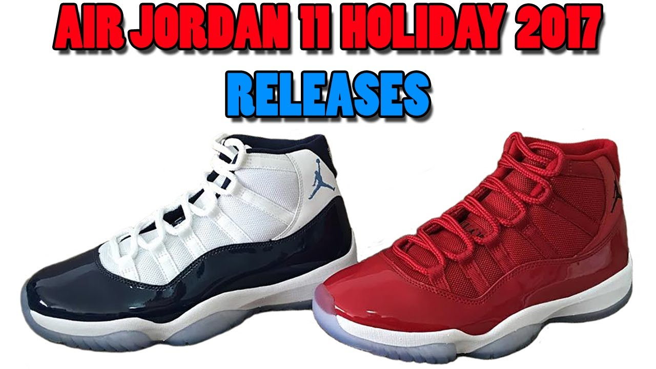 5c1a36e3006 Air Jordan 11 CHICAGO, Jordan 11 UNC, Jordan 9 BASEBALL PACK INFO and More