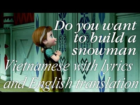 Do you want to watch the Rangers? - Frozen Anna Snowman