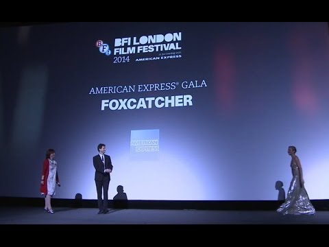 Bennett Miller presents Foxcatcher  BFI LFF