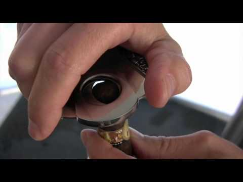 Xikar 100BL Xi1 Cigar Cutter video_1