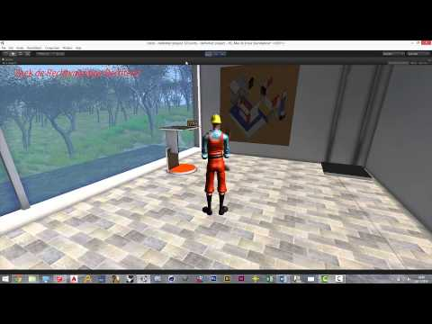 ArchComp 2014 Unity Real Time Architecture