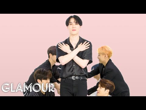 GOT7 Takes a Friendship Test | Glamour
