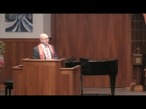 20180520 - West Vancouver United Church Worship Service - Messy Work