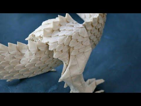 Origami Ryujin 35 Leg By Mariano Zavala Origami 2