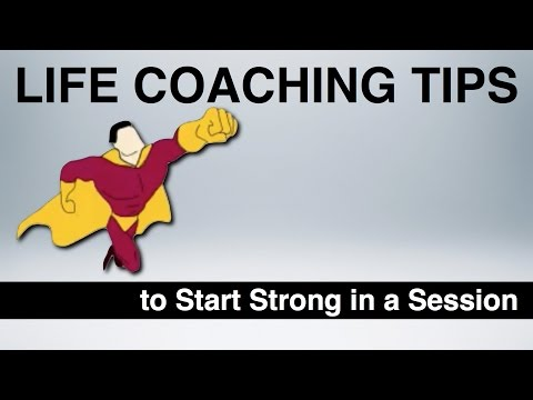 Life Coaching Tips to Start Strong