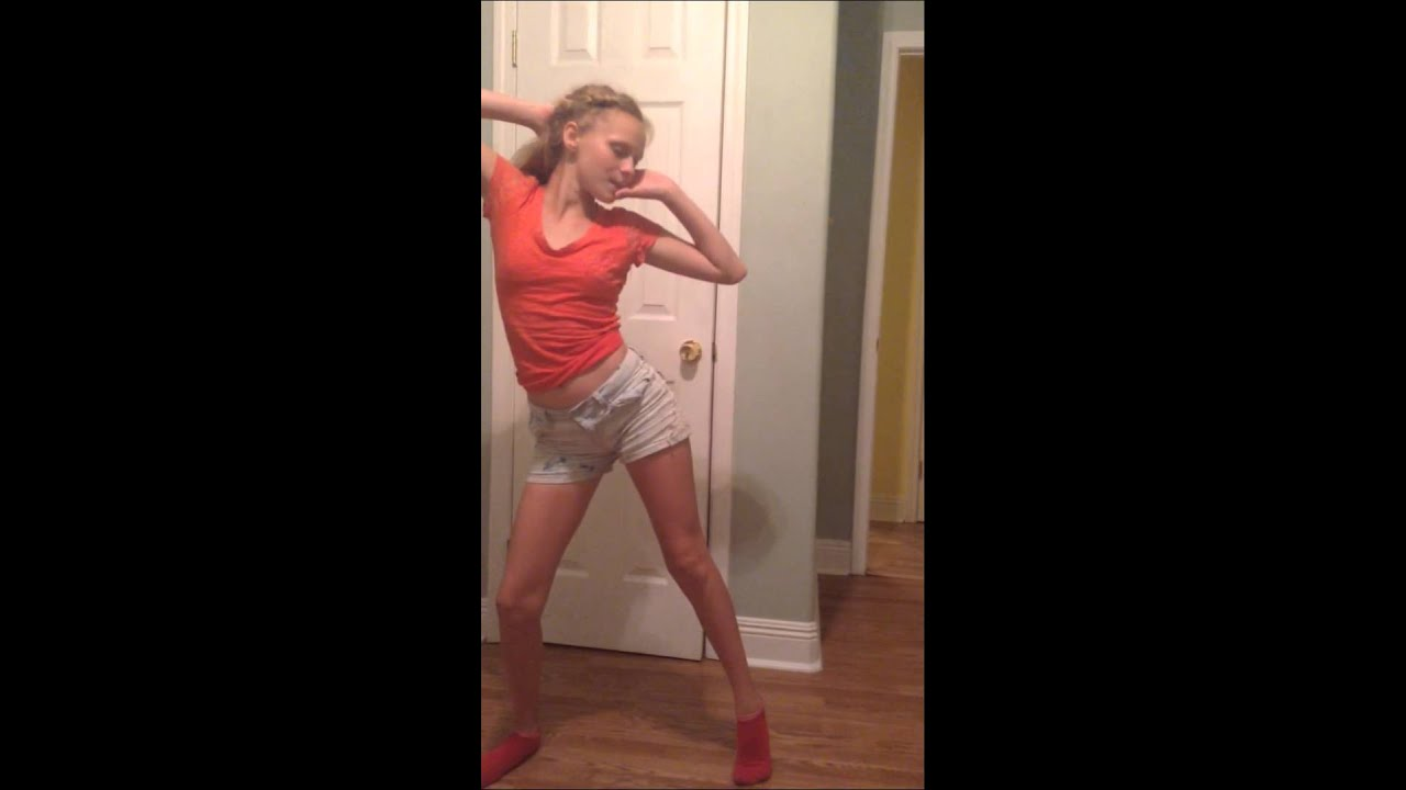 a dance to teenage dream by Katy Perry