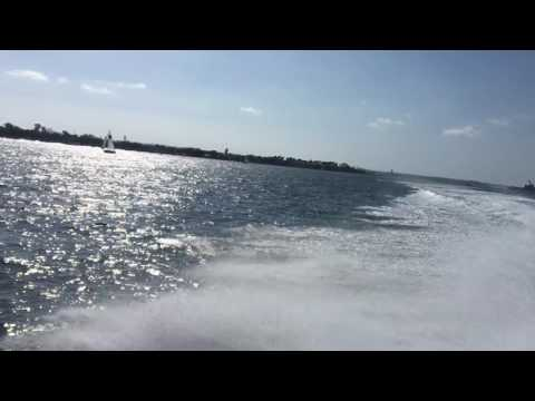 Patriot jet boat ride San Diego bay