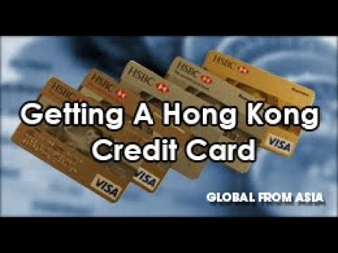 Podcast | Getting a Hong Kong Credit Card