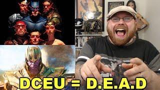 New Avengers Infinity War Trailer Crushes The DCEU!!!