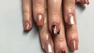 Disney cruise nails!