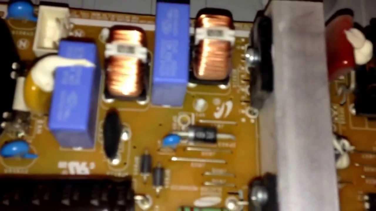 Samsung TV weird buzzing noise   any ideas?
