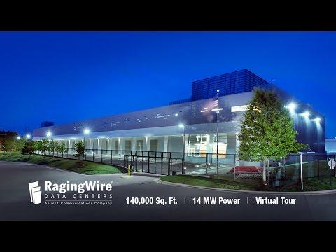 Ragingwire VA2 Ashburn, Virginia Data Center - Virtual Tour