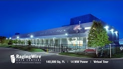 Ragingwire VA2 Ashburn, Virginia Data Center - Virtual Tour