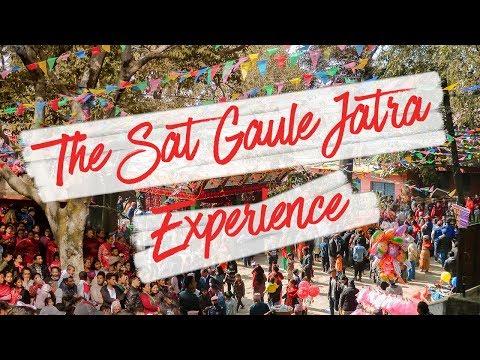 The Sat Gaule Jatra Experience | Bishnu Devi Mandir | 2074 Mangsir 12th
