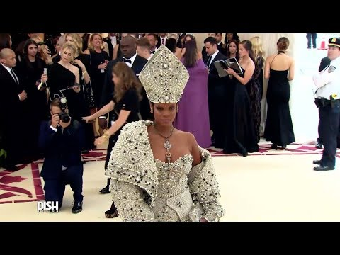 RIHANNA REMAINS THE REIGNING QUEEN OF THE MET GALA