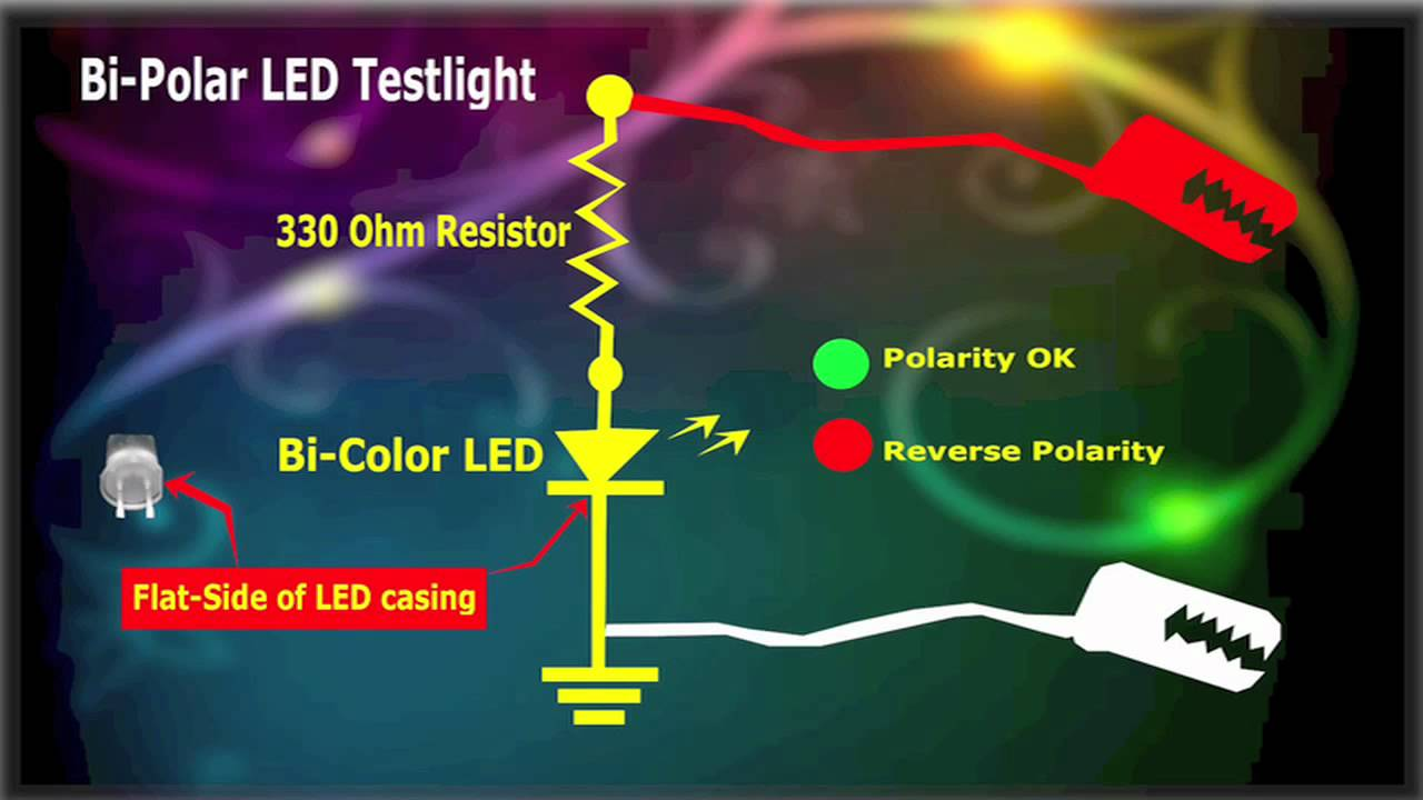 1970 camaro wiring diagram android apps on google play polarity led test light youtube
