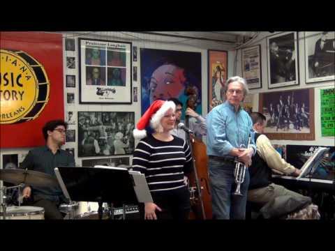 Jayna Morgan & The Sazerac Sunrise Jazz Band @ Louisiana Music Factory 2013
