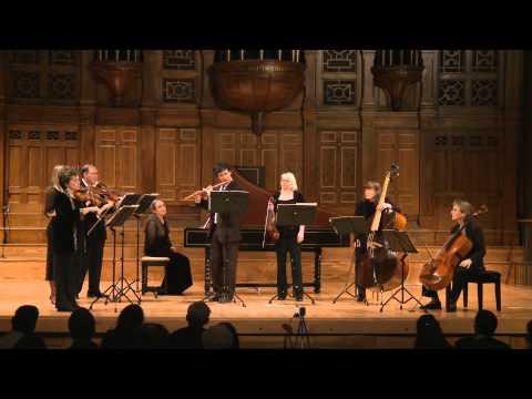 AIGA-FAROS, Concerto for flute, violin & harpsichord by Grégoire Jeay