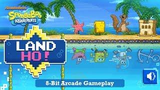 SpongeBob Squarepants: Land Ho! (High-Score Gameplay, Playthrough)