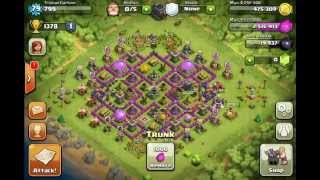 Clash Of Clans Best Town Hall 9 Farming Base Design