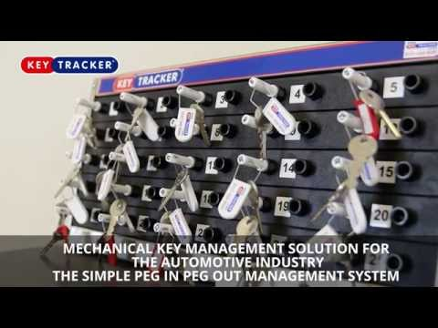 Keytracker Automotive Range Video