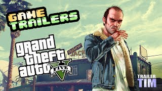 Grand Theft Auto V Cinematic Trailer