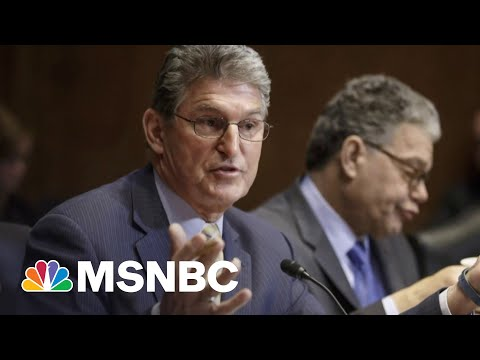 Manchin Still Opposes Voting Bill After Meeting With Civil Rights Leaders