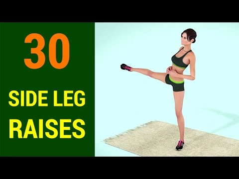 LEG RAISES: Rock Solid Abs & Incredible Core Strength