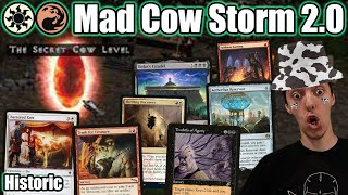 (Historic) 🔴⚪ Mad Cow Storm 2.0 - There Is No Cow Deck