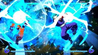 When Attacks Clash - Dragon Ball FighterZ