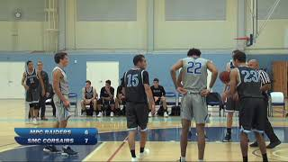 Santa Monica College Men's Basketball vs Moorpark College -  January 6, 2018 (Full Game)