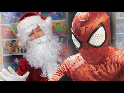 Christmas Real Life Superhero Special