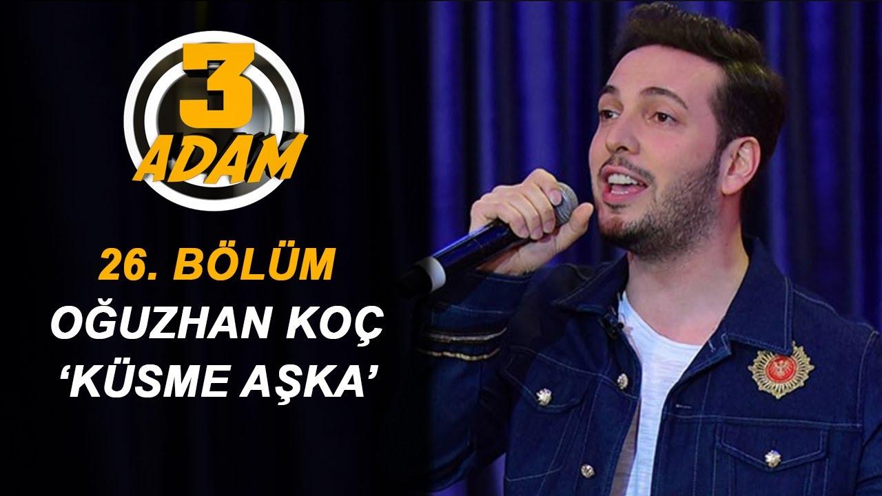 Oguzhan Koc Yeni Sarkisi Kusme Aska Ile Sahnede 3 Adam Youtube