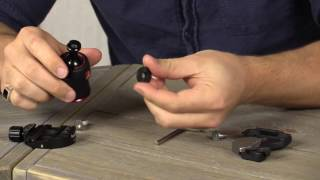 Converting A Manfrotto Ball Head To Be Arca-Swiss Compatible