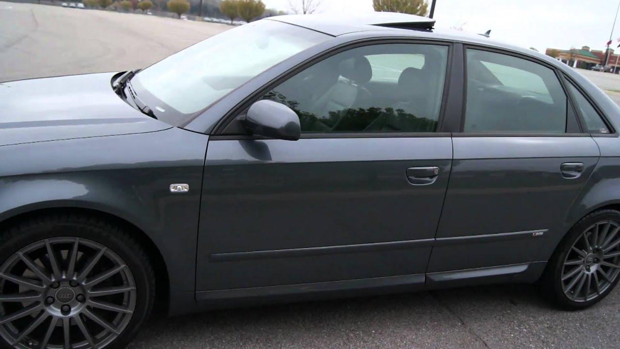 Www Motorcarsofnashville Com 2008 Audi A4 2 0t Quattro