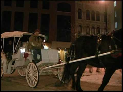 Romance Horse Carriages on WZZM 13 News